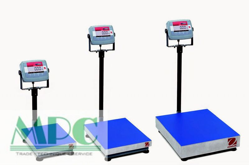 Hình 2: Cân điện tử, Cân điện tử 100 kg kết cấu chắc chắn, thiết kế bền bỉ