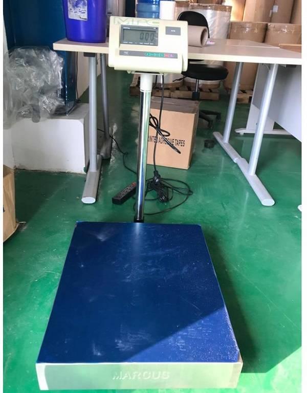 Báo giá cân bàn điện tử 500kg