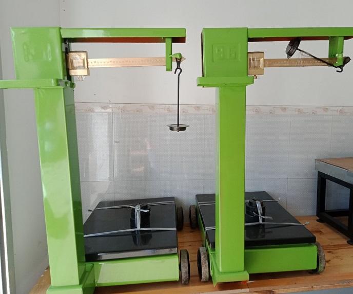 Cân bàn cơ 500kg – Cân 5 tạ siêu bền