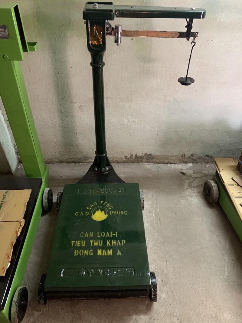 Cân bàn cơ Trung Quốc 500kg mua ở đâu?