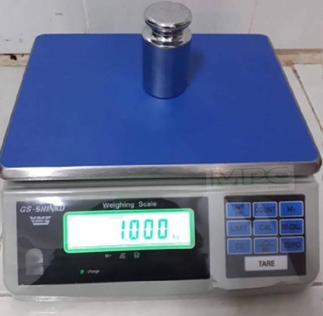 Cân điện tử 15kg giá rẻ tại Đồng Nai