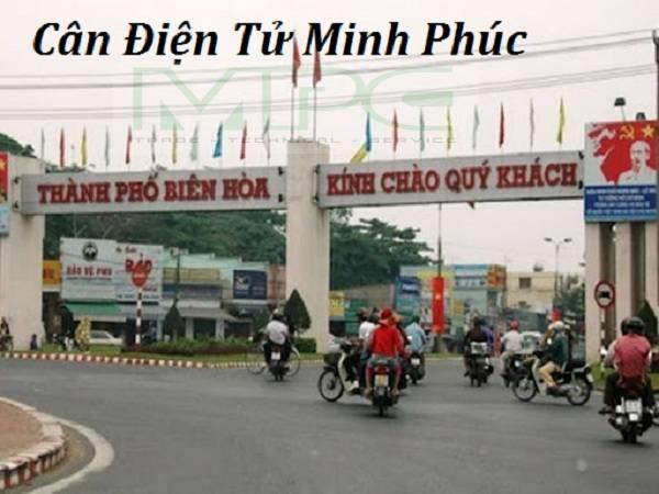 Cân điện tử tại Biên Hòa Đồng Nai