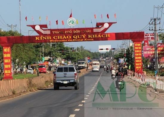 Cân điện tử tại Bình Phước
