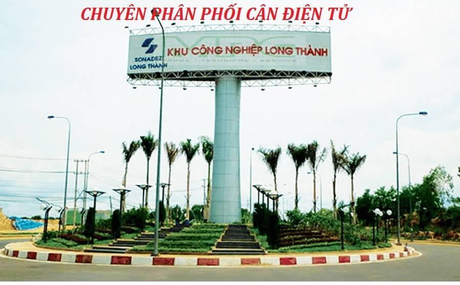 Cân điện tử tại Khu Công nghiệp Long Thành Đồng Nai