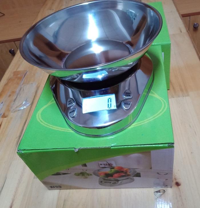 Cân nhà bếp điện tử 5kg giá tốt nhất