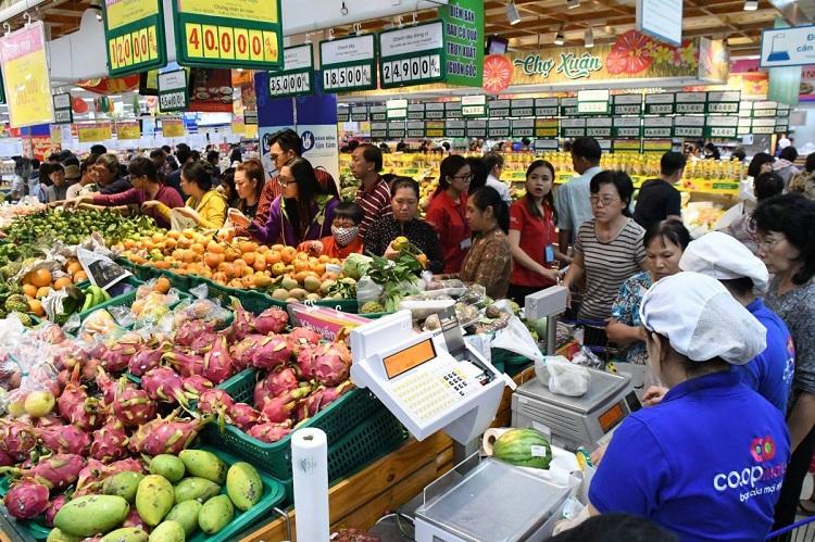 Cân tính tiền cho siêu thị, cửa hàng