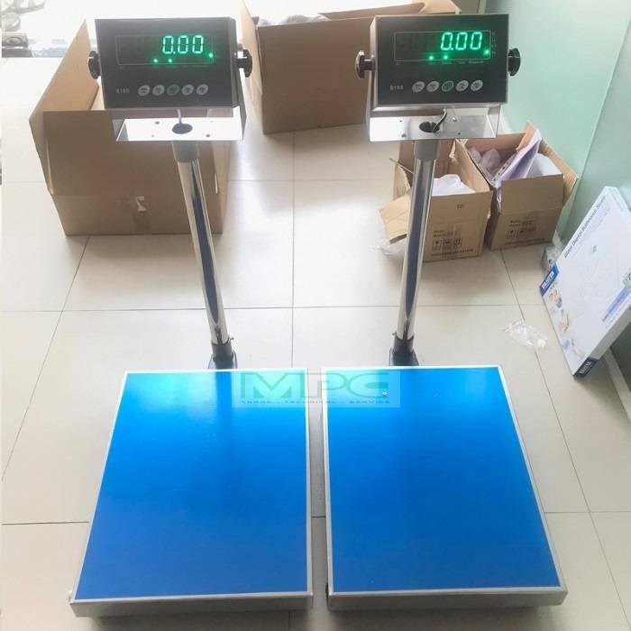 Cấu tạo của cân bàn điện tử 100kg
