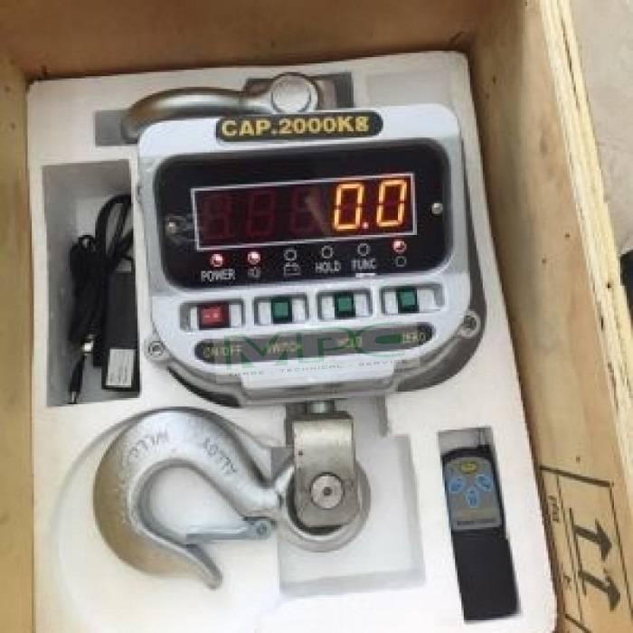 Mua cân treo điện tử 2 tấn tại Đồng Nai giá tốt