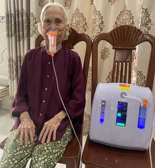 Mua máy tạo oxy tại Quận 1 Hồ Chí Minh giá tốt