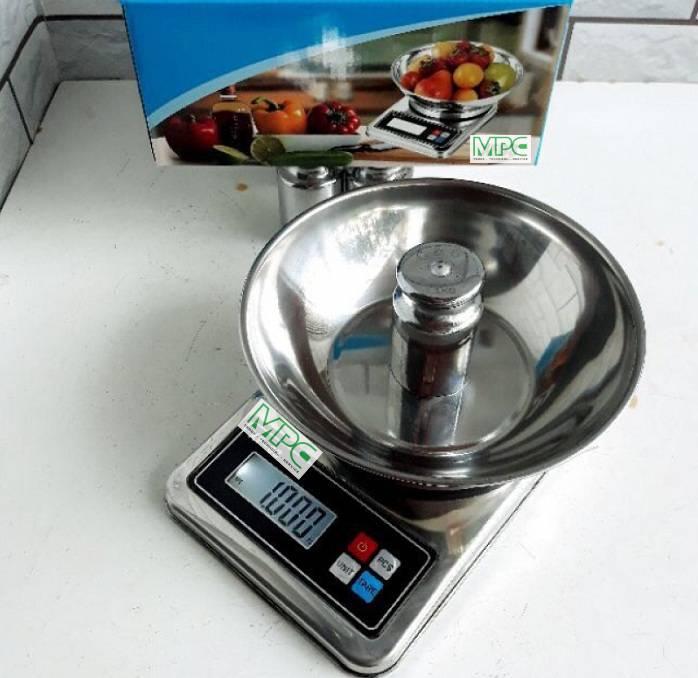 Những loại cân điện tử nhà bếp đáng mua nhất