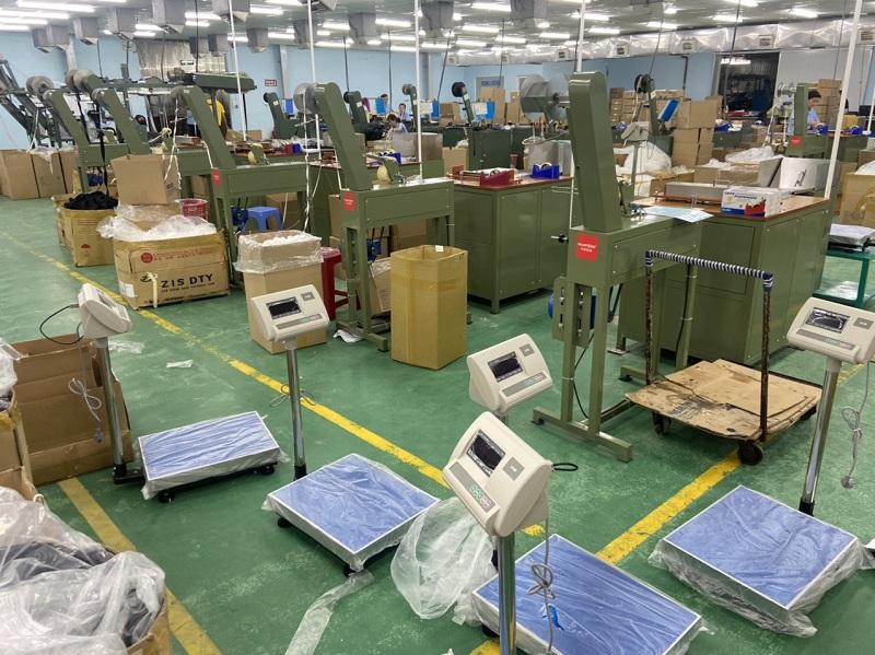 phân phối cân bàn điện tử tại KCN Long Bình Đồng Nai