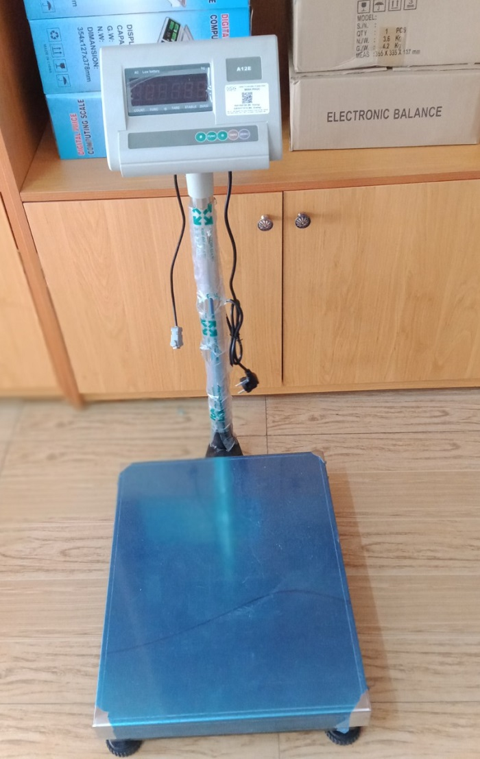 Phân phối cân điện tử 100kg tại Đồng Nai với chất lượng uy tín nhất