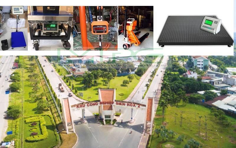 Phân phối cân điện tử tại Khu công nghiệp Biên Hòa