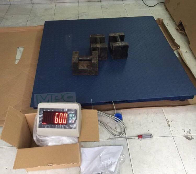 Phân phối cân sàn 1000kg tại Đồng Nai
