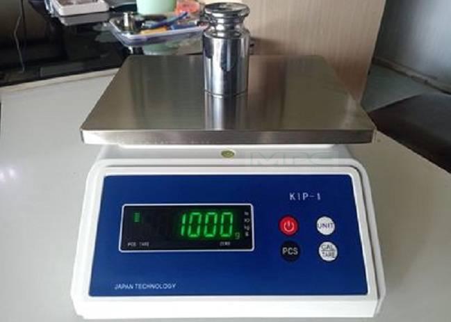 Phân phối cân thủy sản 3kg tại Vũng Tàu
