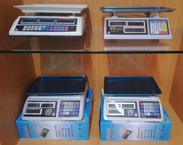 Phân phối cân tính tiền  tại Hồ Chí Minh