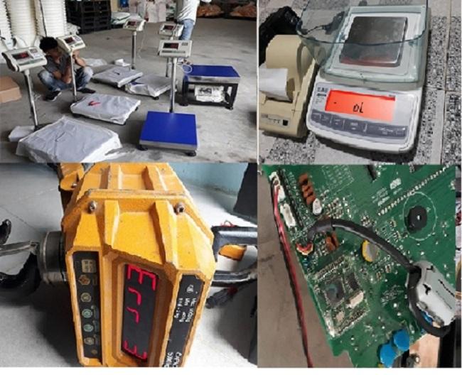 Sửa cân điện tử giá rẻ tại Hồ Chí Minh