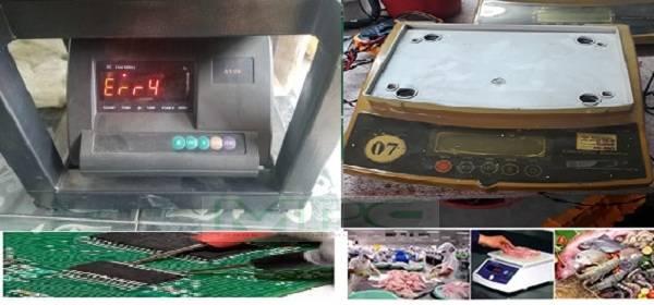 Sửa chữa cân điện tử giá rẻ tại Đồng Nai