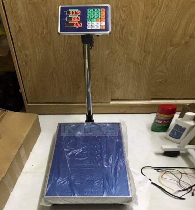 Tìm hiểu về cân điện tử 100kg
