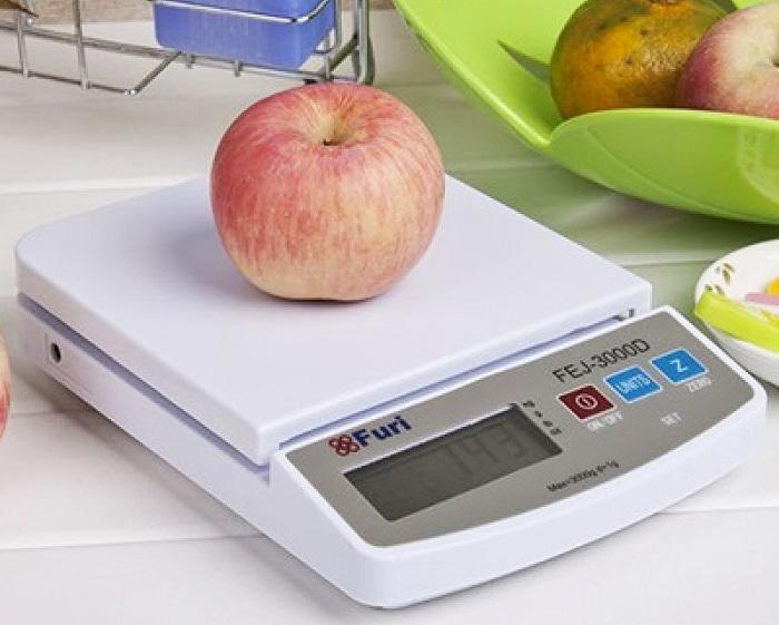 Tư vấn lựa chọn cân điện tử nhà bếp